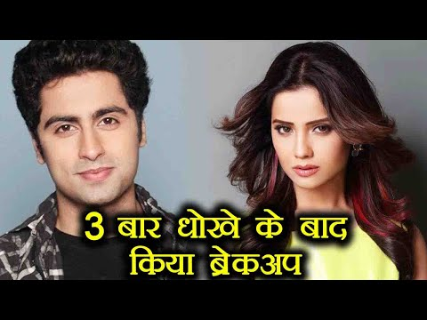 Naagin Fame Adaa Khan OPENS UP on BREAKUP with Ankit Gera who cheated on her 3 times। FilmiBeat