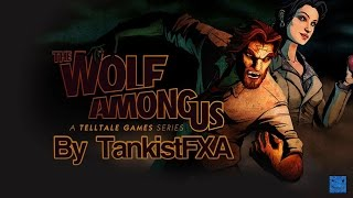 The Wolf Among Us - Feel Like A Monster (Музыкальный клип)