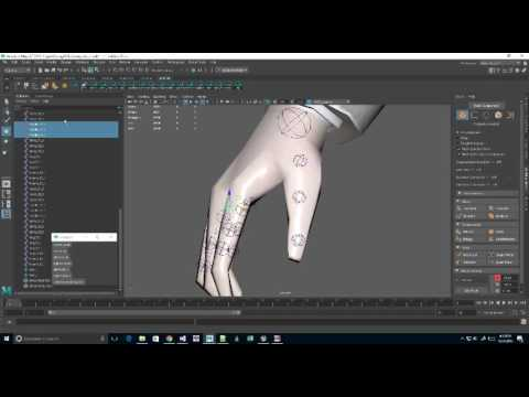Auto Rigger for Maya LT - Unreal Engine Forums