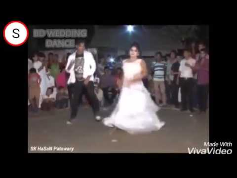 Boker vitor tor nam likhechhi bd sexy song with dance.