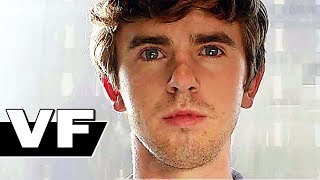 UNE NOUVELLE CHANCE Bande Annonce VF (Freddie Highmore, 2018)