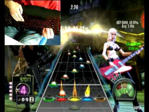 Jerry C - Canon Rock on FoFiX on Expert
