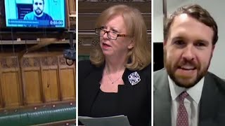 MP told to 'dress properly' by Deputy Speaker in Parliament during Commons debate