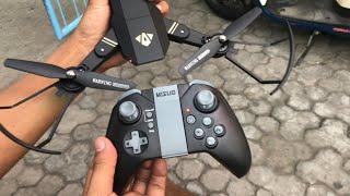 Cara Menerbangkan Drone VISUO XS809HW Pertama Kalinya!