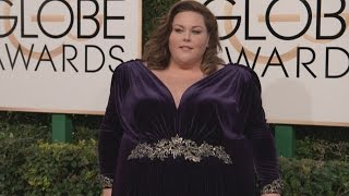'This Is Us' Star Chrissy Metz On Her Weight: 'My Size Does Not Define Me'
