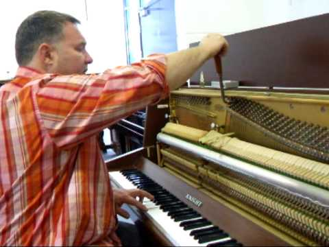 How To Tune Piano By Ear By Steve Droy