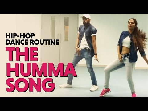 The Humma Song | Ok Jaanu | Hip Hop Dance...