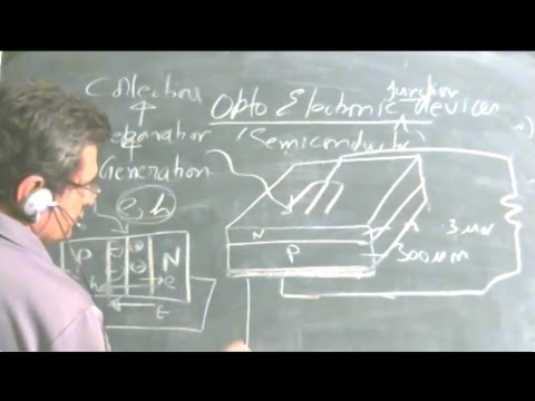 PHOTODIODE -LED -SOLAR CELL WORKING OPERATION OPTOELECTRONIC DEVICES -physics for Class XII