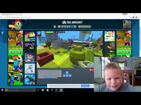 Real Minecraft on Kizi
