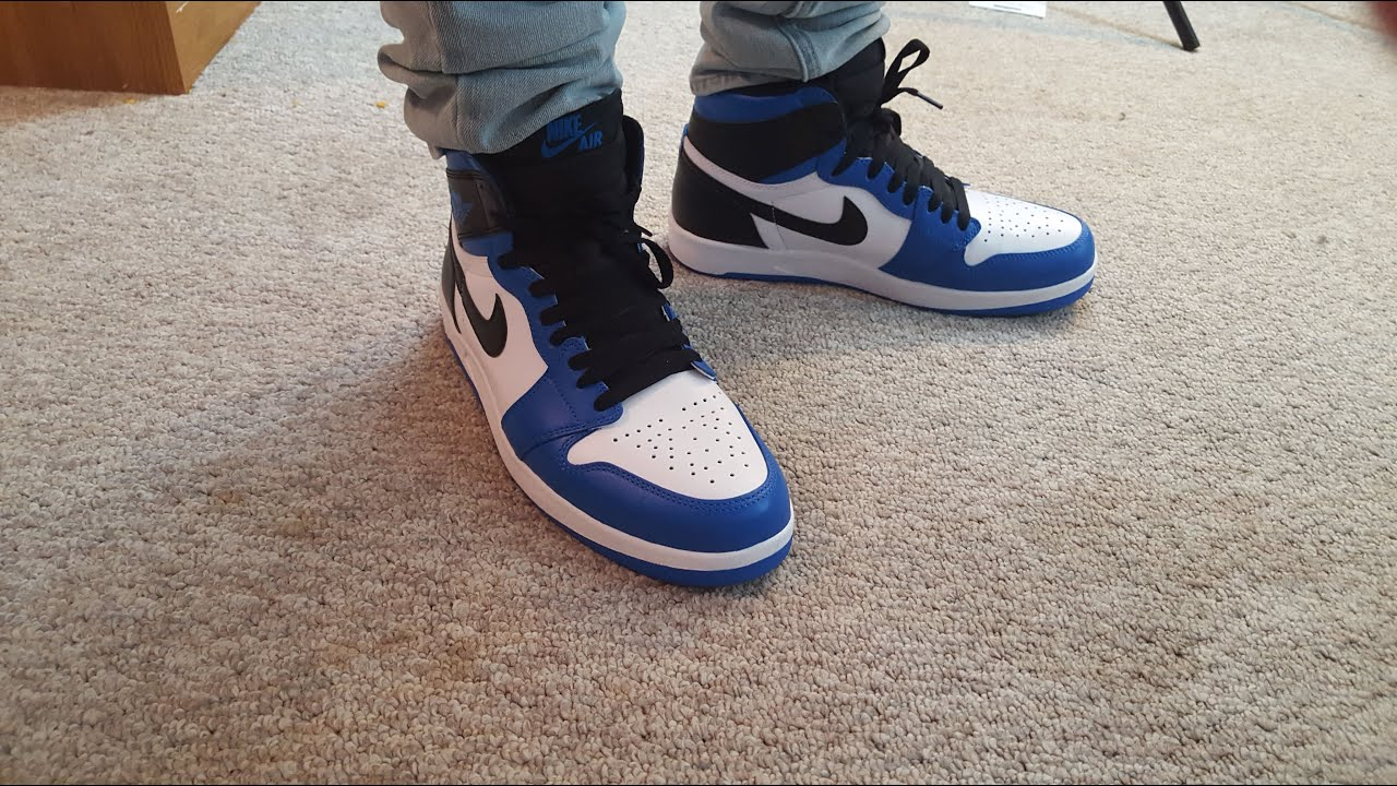 "Air Jordan 1.5 The Return ""Soar"" - YouTube"