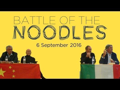 Battle of the Noodles