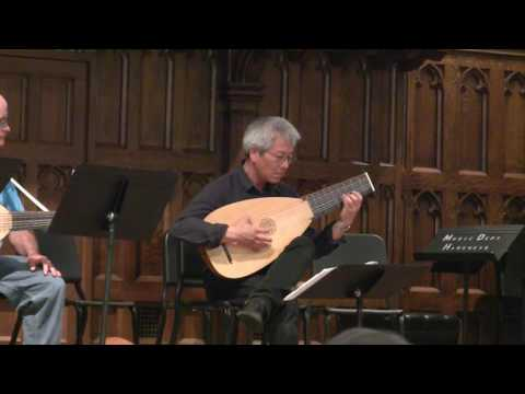 French Baroque Lute by Kenneth Be