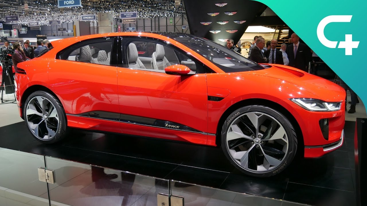 Jaguar I Pace Electric Suv Goodness