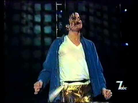 Michael Jackson History World Tour Bucharest 1996