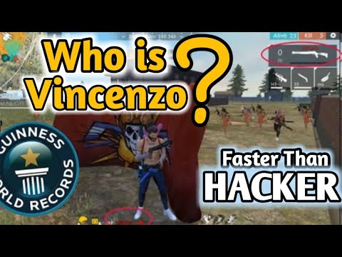 VINCENZO✨️ Fasster than a Hacker | Who is Vincenzo?