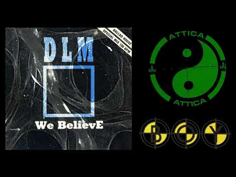 DLM - Let Yourself Go [BOY Records] (1992)