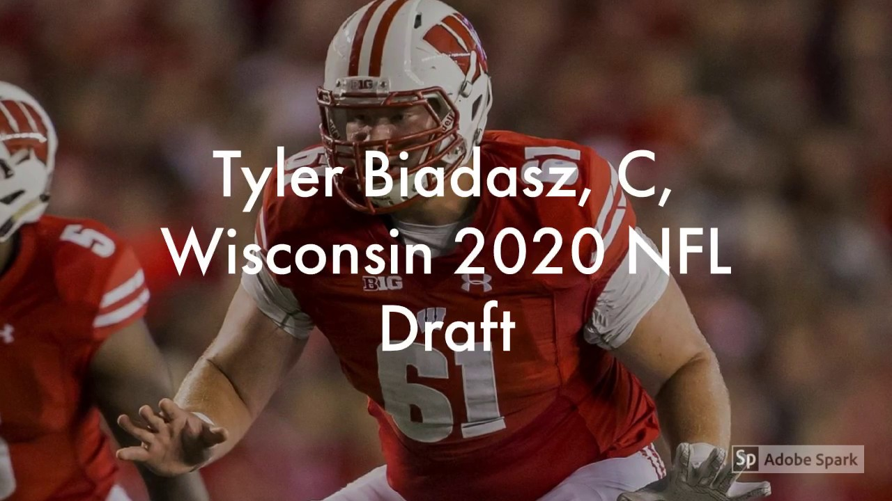 NFL Draft: Tyler Biadasz Listed Among Best Available for Day 3
