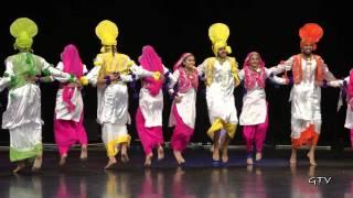 Kohinoor Folk Arts Club @ Bhangra Idols 2015