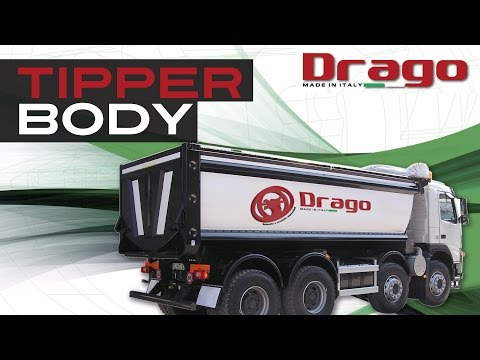 Drago Ribaltabili - Tipper Body - The Power An Idea In Motion