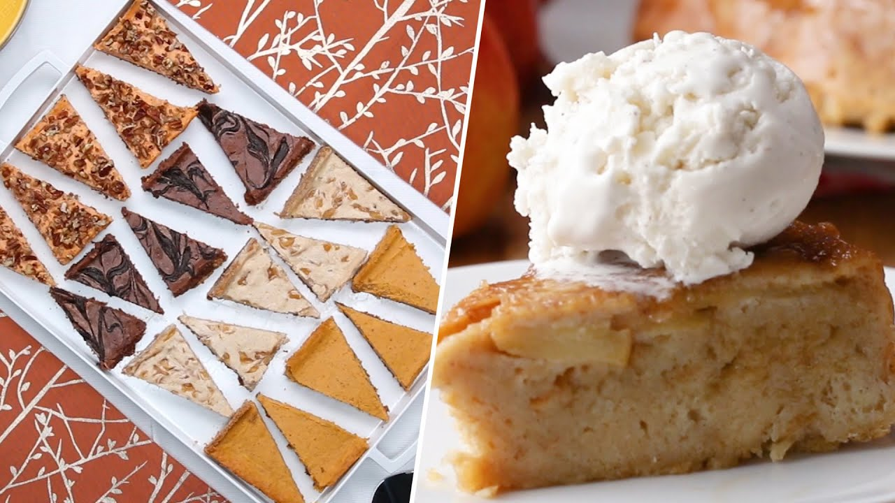 maxresdefault - Impressive Thanksgiving pies