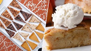 Impressive Thanksgiving pies