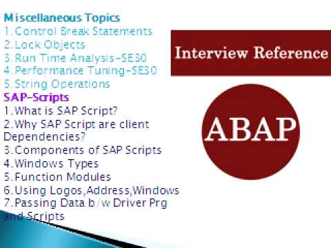 SAP ABAP Online Course Training in Hyderabad | Bangalore | India - Laivhks Technologies
