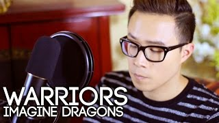 Imagine Dragons Warriors Cover RosendaleSings League Of Legends 2014 World Championship
