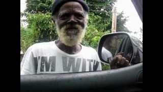 Jamaican Papa Smurf!