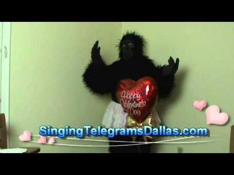 Send A Singing Telegram