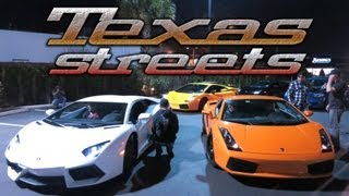 TEXAS STREETS - The WORLDS Craziest Street Racing DVD!!