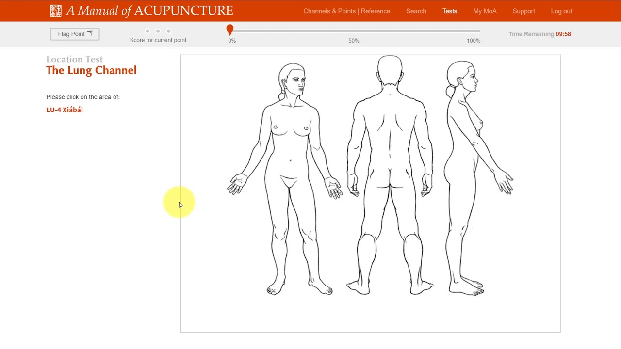 7 ways of learning acupuncture point location • Learn acupuncture
