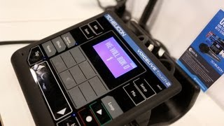 TC Helicon VoiceLive Touch 2 - Sound Demo + Bloopers/Outtakes (Hands on)