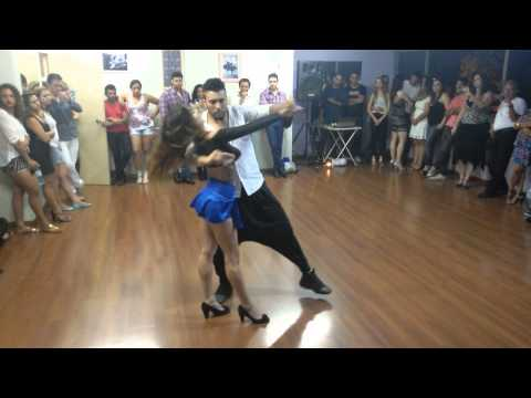 Wladymyr Freitas & Nayara improviso em BAILAMIGOS