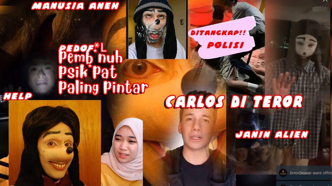 LEBIH SADIS DARI KATE YUP JONATAN GALINDO DI TANGKAP SANGAT MENGERIKAN !! SEBELUM MENEROR CARLOSNAME