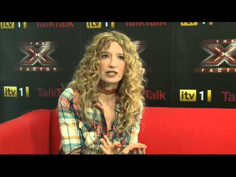 X Factor's Melanie Masson wants to take Louis, Dermot and Gary out on a date