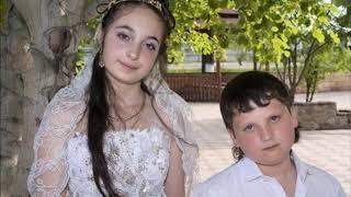 WOW:Невесте 14 лет, жених на  3 года младше. Свадьба  цыган в Новосибирске -  традиции не меняются