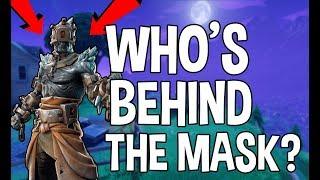 ¡¿Quien está detrás de la máscara de la piel de prisoner?! Fortnite Battle Royale