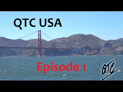 [QTC USA] Ep1 San Francisco part 1