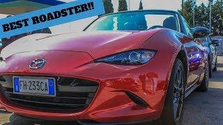 La roadster migliore Mazda MX5 - Test Drive