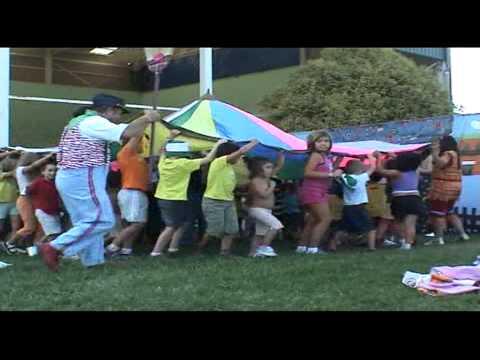 1 los juegos infantiles al aire libre youtube for Peces para estanques al aire libre
