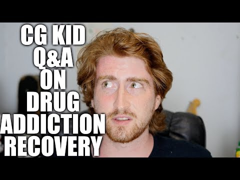Q&A on drug addiction and recovery, answering most questions