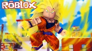 VIREI SUPER SAIYAJIN 3 no ROBLOX !! ( Dragon Ball AF in Roblox) ‹ Frango ›