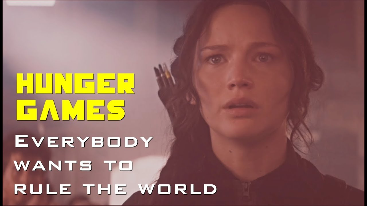 Lorde - Everybody Wants To Rule The World (HUNGER GAMES ...