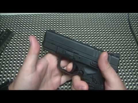 Springfield Armory XDs 9mm Review