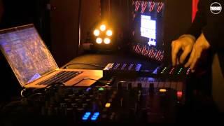 Prefuse 73 Converse Rubber Tracks Live x Boiler Room London Live Set