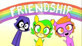 Teen Titans Go! friendship