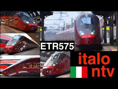 Italo PASS & DEPARTURE (AGV 575)