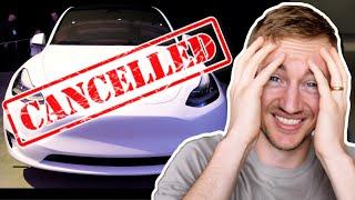 Why I CANCELLED My Tesla Model Y