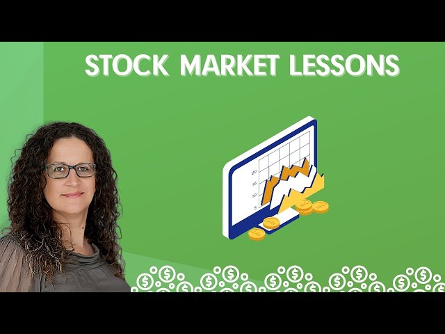 Lessons We Can Learn From The STOCK MARKET (Investing in Stocks)