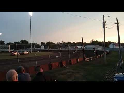 Lee County Speedway - Hot Laps - 8/18/17